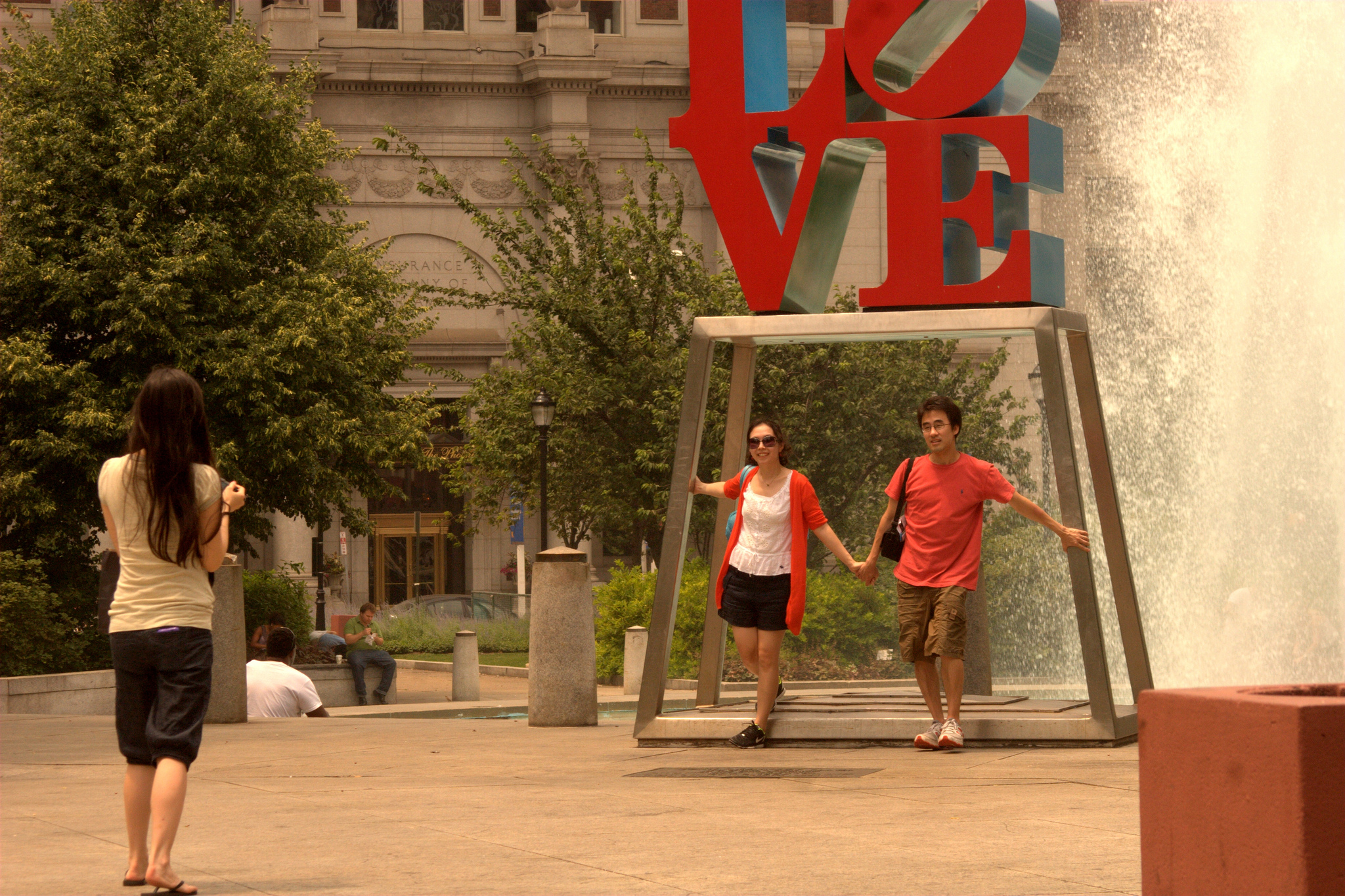 Love in the Afternoon, Friday, June 22, 2012