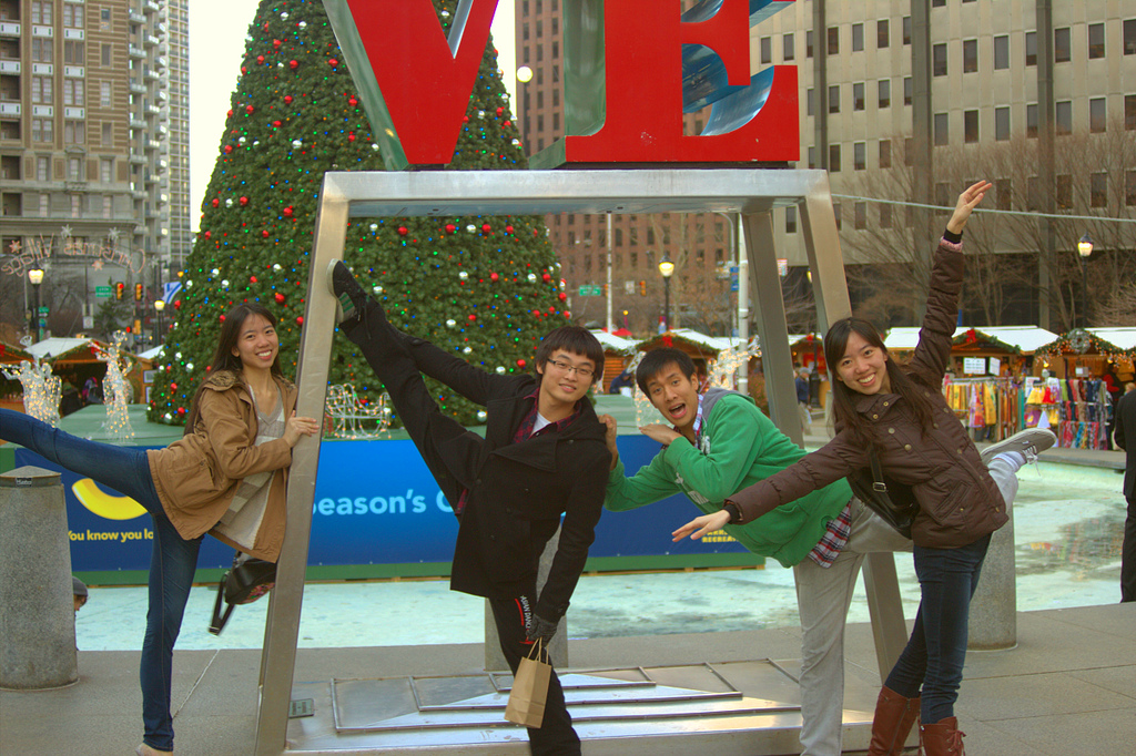 Love in the Afternoon, Wednesday, December 19, 2012
