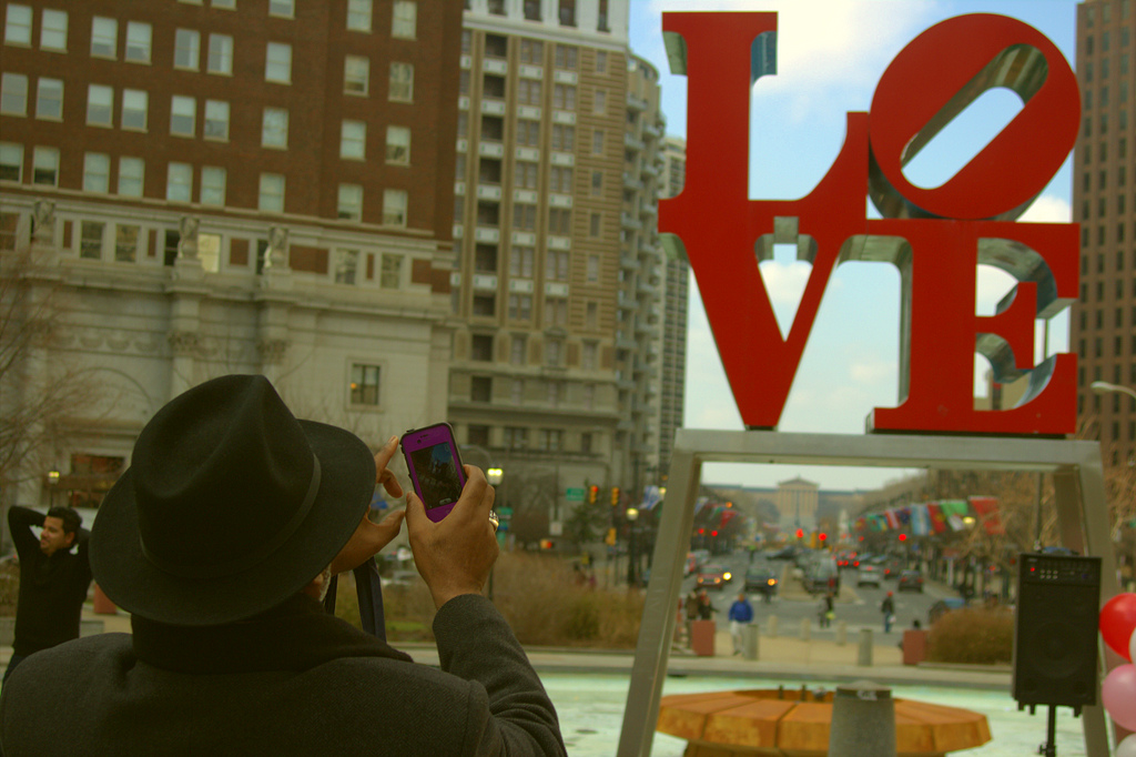 Love in the Afternoon. February 14, 2013