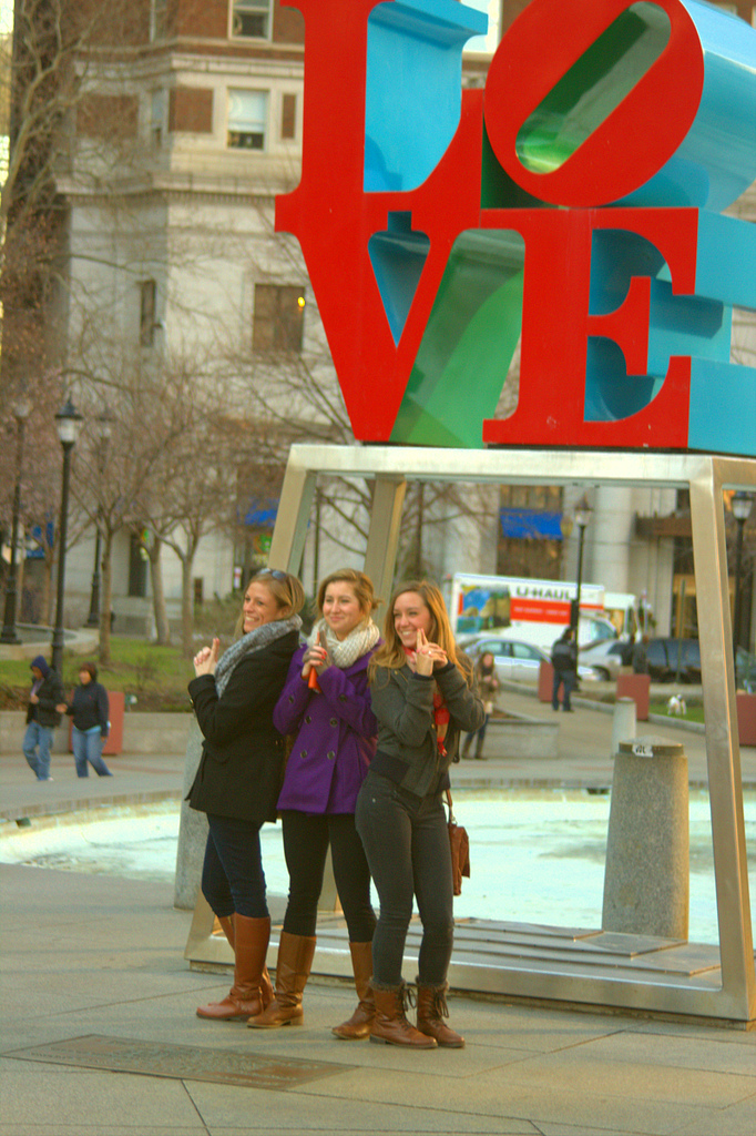 Love in the Afternoon, Thursday, January 10, 2013